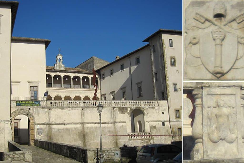 Colonna Castle!