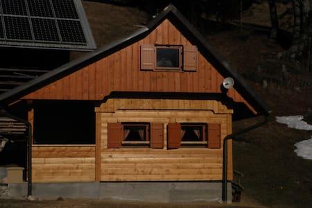 Mountain lodge at Bohinj Slovenia - Jereka - Ev