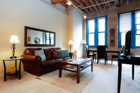 Beautifully furnished studio F409 - Chicago - Loft