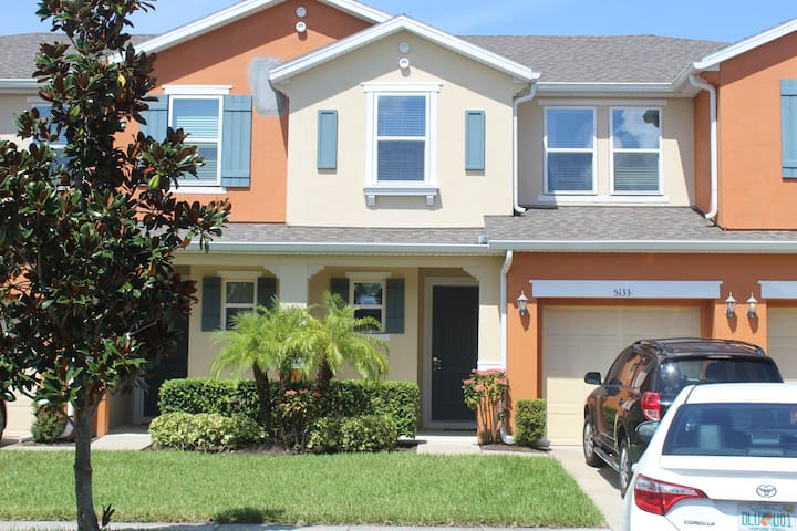 Great townhouse in Kissimmee