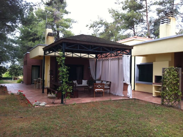 HOLIDAY HOUSE IN AFYTOS - Afytos - Villa