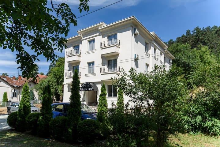 Villa Otava Lux, dbl / twin room - Vrnjačka Banja - Villa