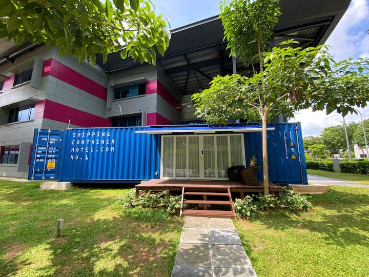 Tiny House @ 77 Ayer Rajah Crescent