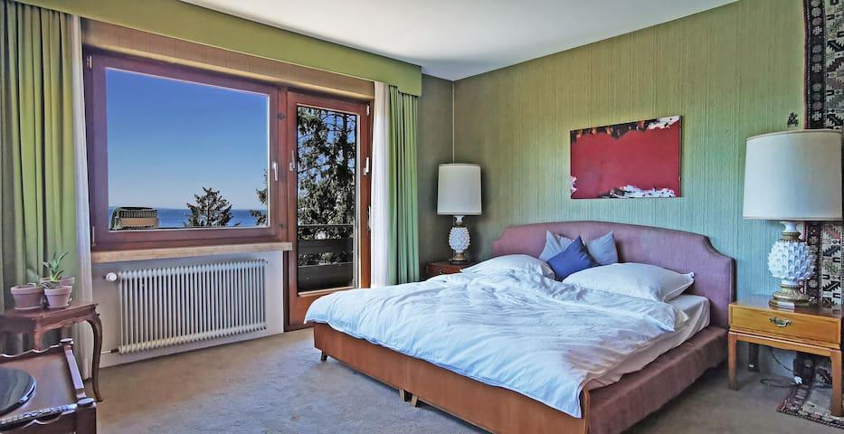 Dein Zimmer | Aufwachen mit Aussicht