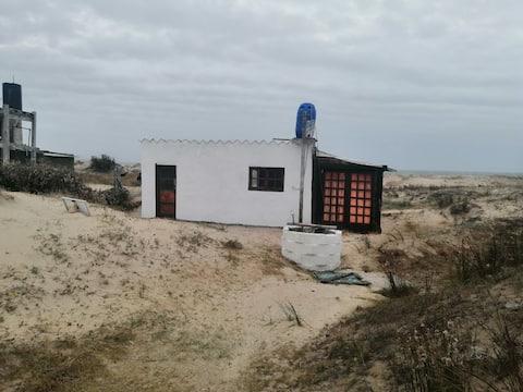 Cabo Polonio  casa jaguar.