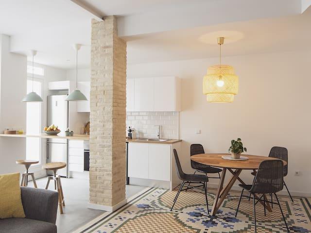Juan Llorens - Apartment with terrace