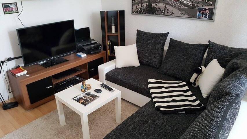 Modernes, sauberes Zimmer im Herzen Babelsbergs