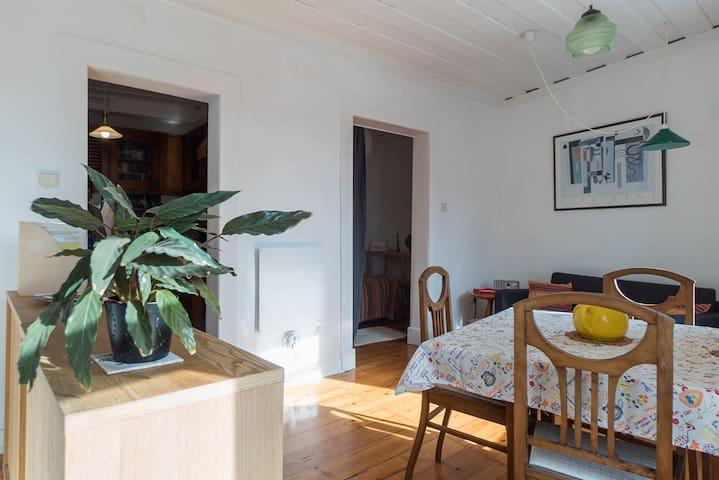 Sunny Duplex in the Heart of Alfama