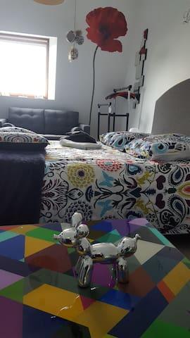 Tres bel appartement jusqu'a 8 personnes
