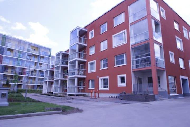 Cozy and spacious one-bedroom apartment in Konala, Helsinki