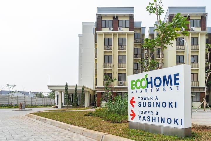 Ecohome Apartment Studio Citra Raya
