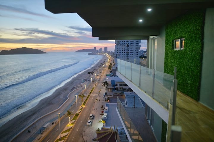 Mazatlán Beachfront Condo