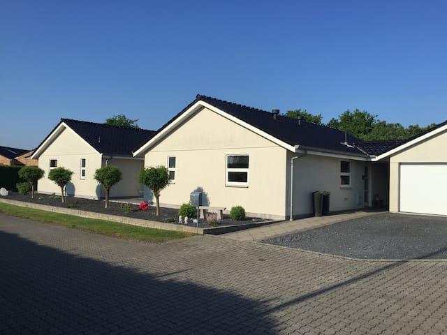 Super flot og moderne villa på lukket vej - Silkeborg - 別荘