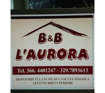 B&B L'Aurora - Stanze lowcost - Roccavaldina - Bed & Breakfast
