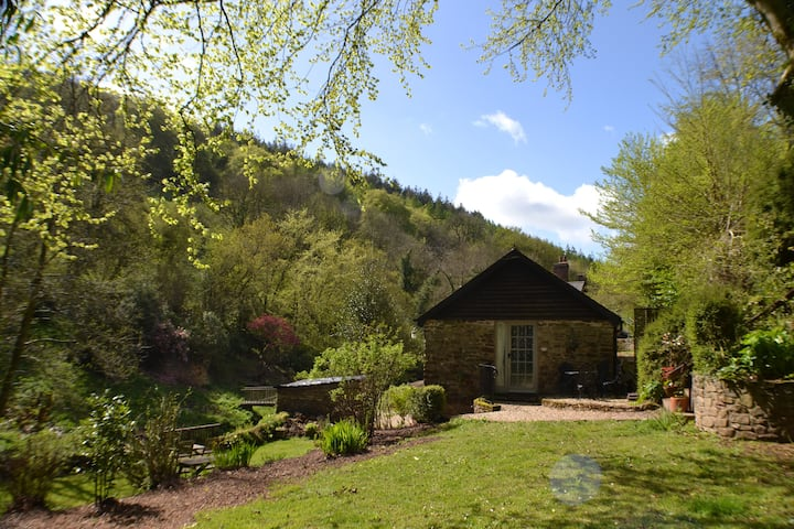 Beech Tree Cottage @ The Manor Mill near Exmoor