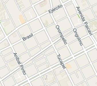 ciudad de Concepcio dpto completo - Concepción