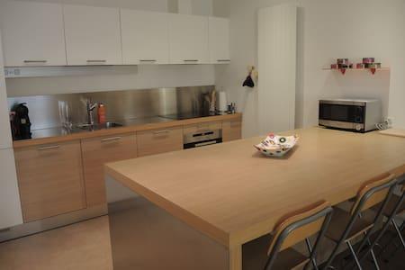2-Zimmer Ferienwohnung in Ascona - อัสโกนา