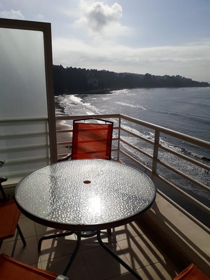 Ubicación insuperable frente al mar