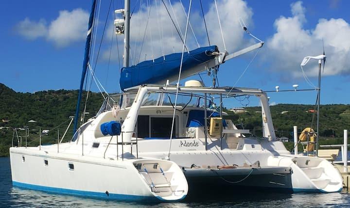 'ADONDE' 38ft Catamaran