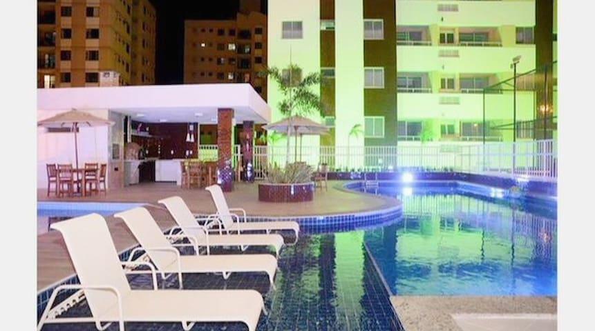 Excelente apartamento com 2/4 ,  em Aracaju -Se