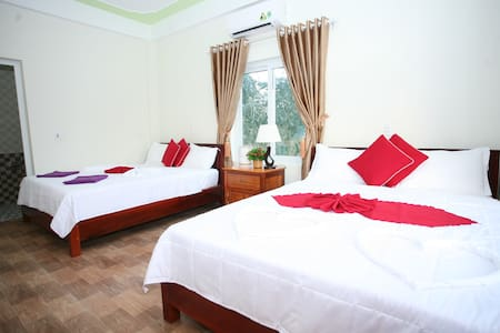 Deluxe Double Private Room With Mountain View