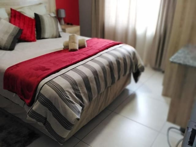 Witbank Boutique Hotel - 2 Bedroom Unit