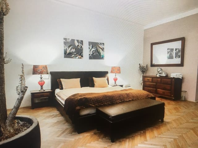 Big Bed Apartment in Bishui