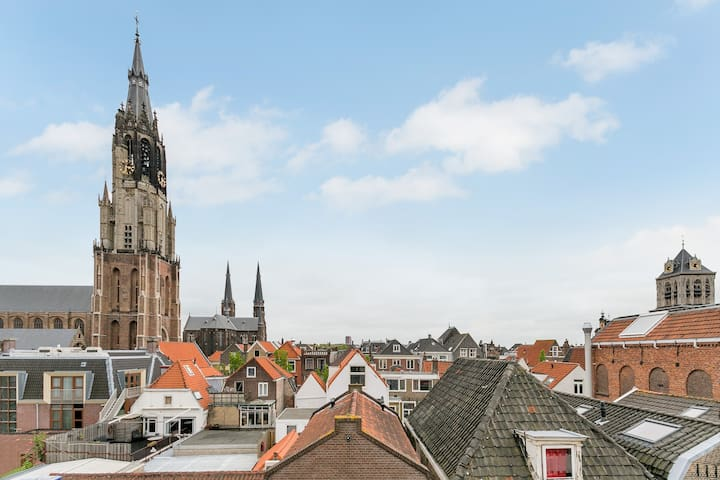 Historic Delft, you must do !!