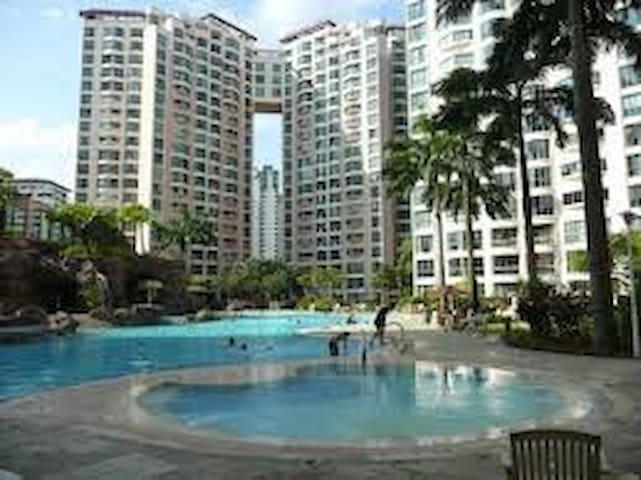Cozy Condo room near to MRT - Singapore - Osakehuoneisto