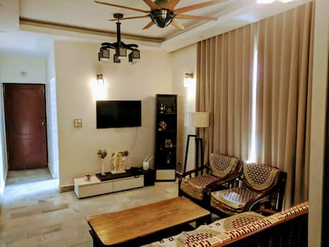 WOW House 2 Bedroom & Drawing-room Kitchen Balcony