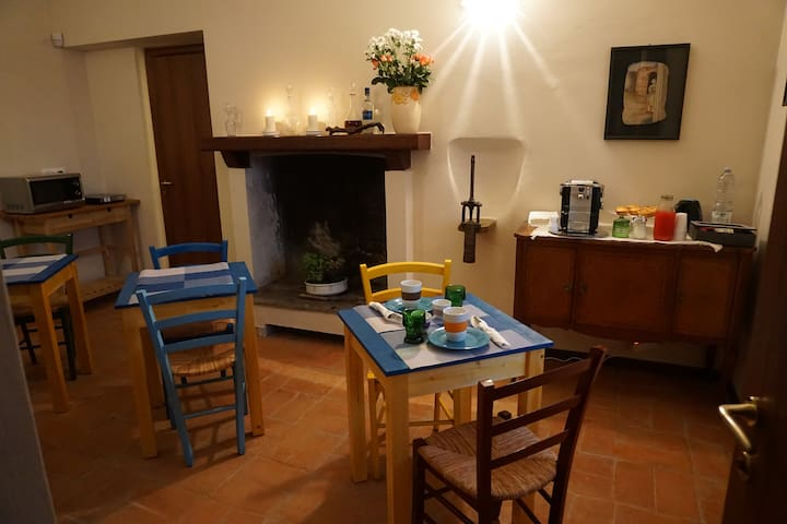 La Casa Blu Bed & Breakfast_ROOM 3 - San Desiderio