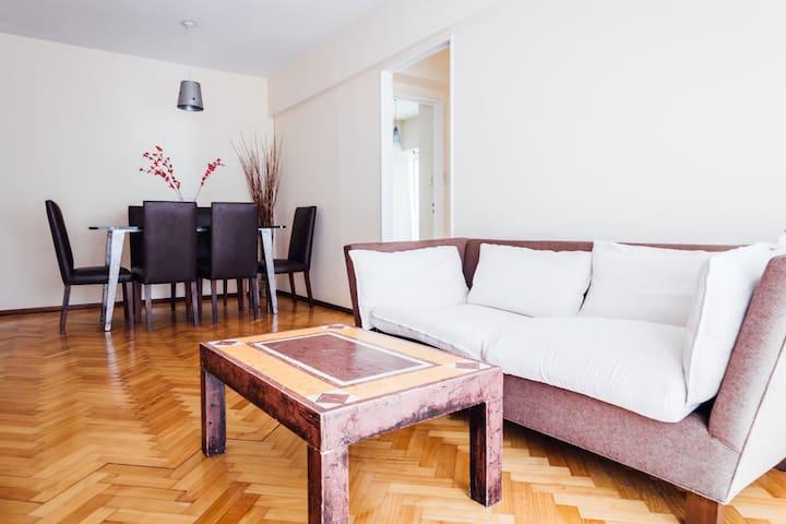 Confort, comodidad y una gran vista - Buenos Aires - Apartamento