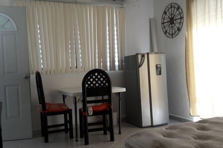 Departamento en renta para Ejecutivo Semiamueblado - Ciudad del Carmen