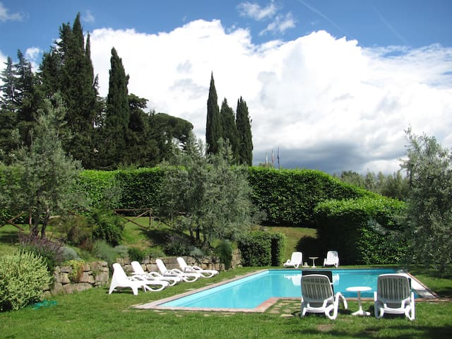 "Apartement in winefarm ""Barbara"" - Greve in Chianti - Apartment"