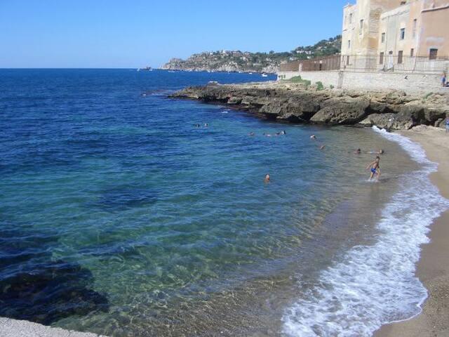Mare & cultura in Sicilia (Palermo) - Aspra