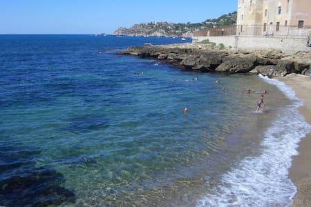 Mare & cultura in Sicilia (Palermo) - Aspra - Διαμέρισμα