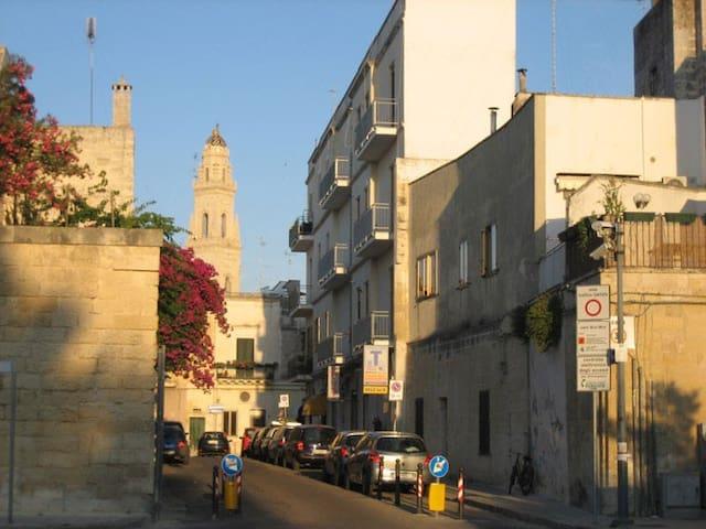 Leccecentro - free Wi-Fi apartment