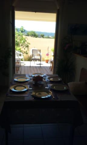 Maison en haute Provence