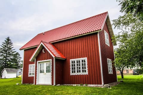 Falu Hus - stay + relax after a day of adventures