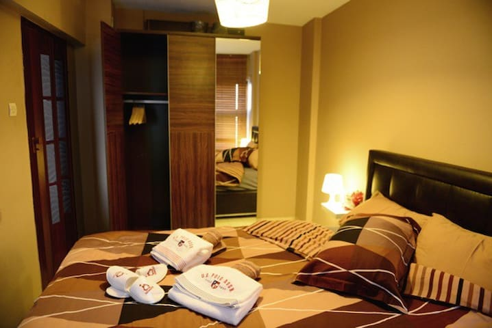 Deluxe Residence 1+1 - Izmir - Apartment