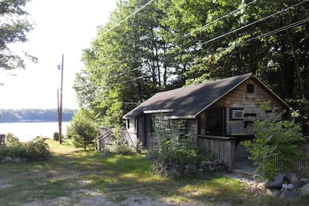 One Bedroom Cottage on Quiet Lake - Cabane