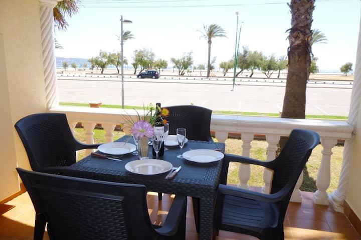 Serene Apartment with Pool in Empuriabrava Spain