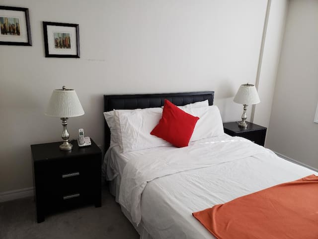 Two bed/Two bath apartment- Oakville