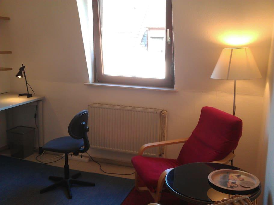 kuscheliges zimmer in einer 8er wg wohnungen zur miete in bremen bremen deutschland. Black Bedroom Furniture Sets. Home Design Ideas