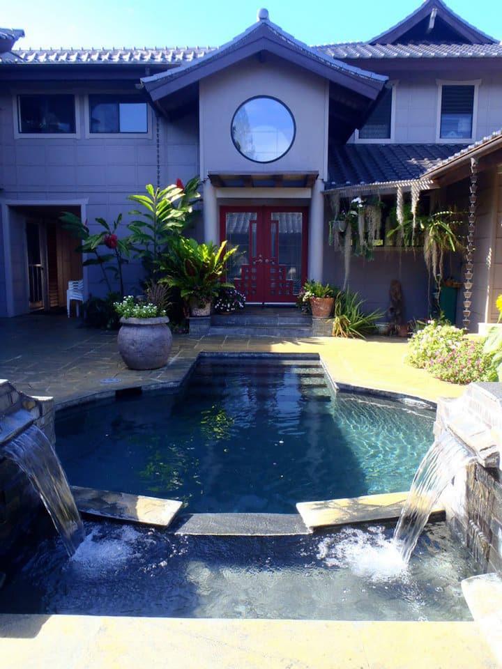 Asia House, Bali Hai, Kauai