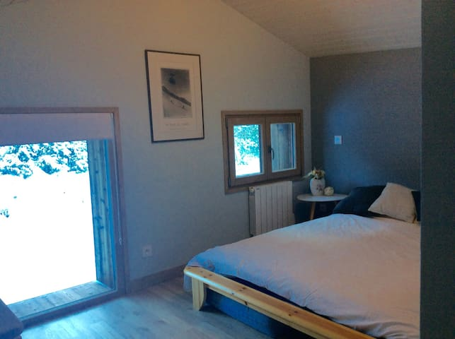 Private Room - Les Houches - Ev