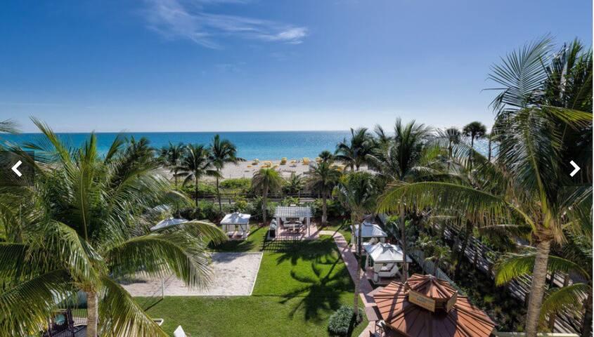 Vacation Rental at South Beach Miami Florida - Miami Beach - Villa