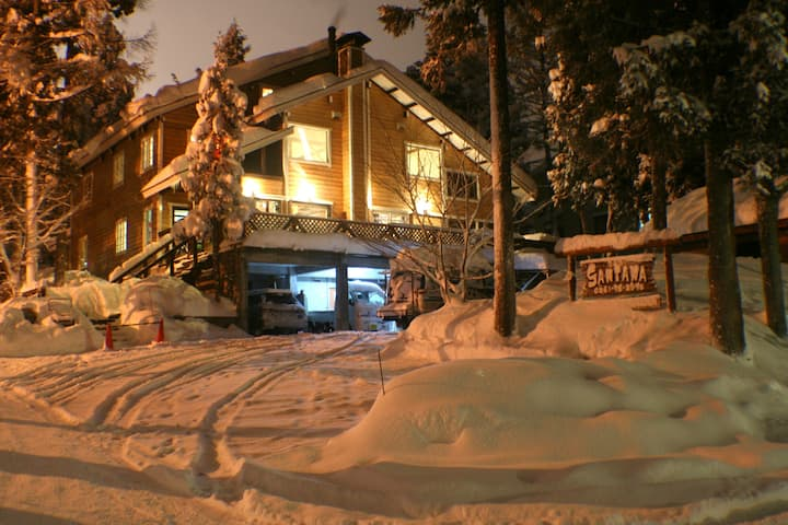 B&B Santana Hakuba Double en suite room