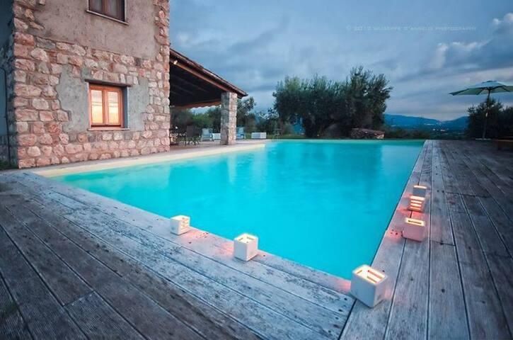Swimming pool, again...