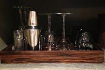 Glassware +